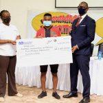 Cori honours Flames' Pledge