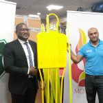 Into Sport donates training equipment to Flames