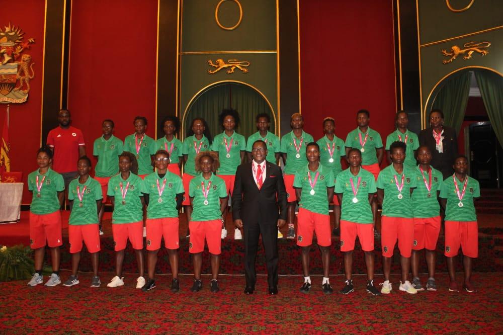 President Chakwera hails Scorchers